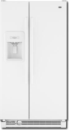 Maytag MSD2572VEW  Side by Side Refrigerator