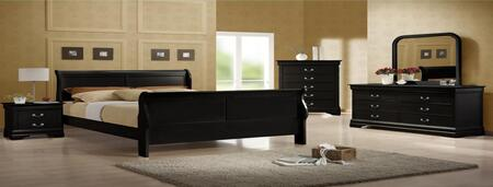 Accent HC878389 Notre Dame Series Wood Dresser