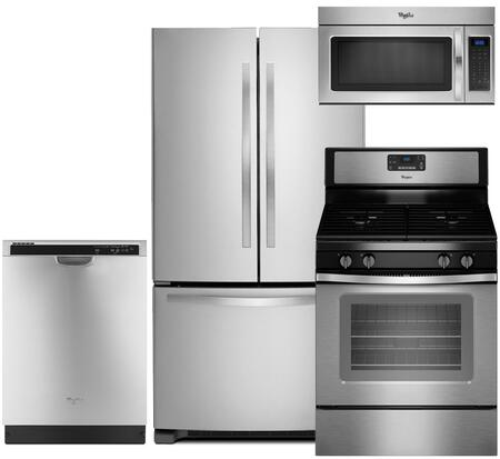 Whirlpool 423547 kitchen appliance packages appliances for Kitchen appliance services