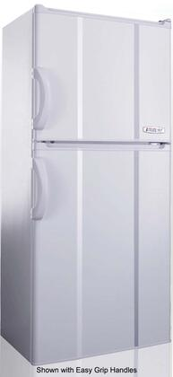 """MicroFridge 4.8MF 22"""" Compact Refrigerator with 4.84 cu.ft. Capacity, Frost-Free Freezer, Safe-Plug Technology, Interior Lighting, Stay-Fresh Drawer and Automatic Defrost, in"""