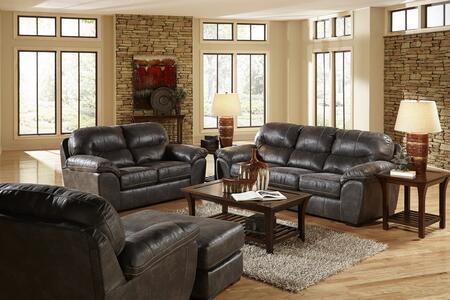 Jackson Furniture 44534PCSTLARMBNKIT1ST Grant Living Room Se