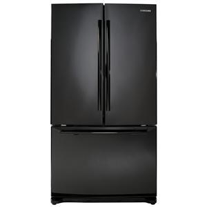 Samsung Appliance RF263AEBP  French Door Refrigerator with 25.8 cu. ft. Total Capacity 5 Glass Shelves