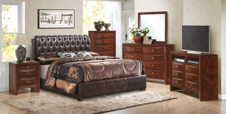 Glory Furniture G1550CQBUPS Queen Bedroom Sets