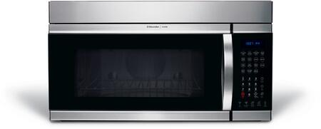 Electrolux Icon E30MH65GSS 1.6 cu. ft. Over the Range Microwave Oven with 300 CFM, 1600 Cooking Watts, in Stainless Steel