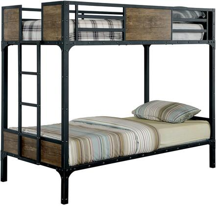 Furniture of America CMBK029TT Clapton Series  Twin Size Bed