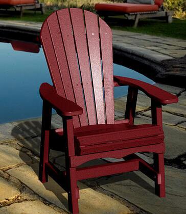 Vifah V1085B  Recycled Plastic Aidrondack Chair