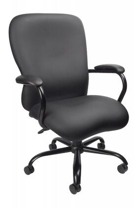 """Boss B990CP 30.5"""" Adjustable Contemporary Office Chair"""