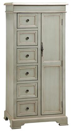 Stein World 47757 Dalton Series Freestanding Wood 6 Drawers Cabinet