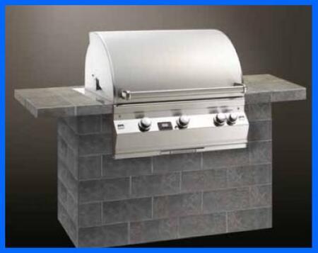 FireMagic E660I2L1N Built In Natural Gas Grill