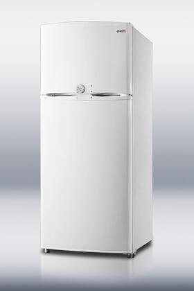Summit FF1620LLF2  Refrigerator with 15.8 cu. ft. Capacity in White