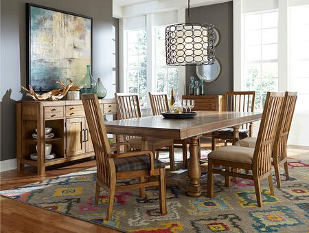 Broyhill 4930TTS2AC4SC Bethany Square Dining Room Sets