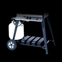 MHP Grills JCx4 Cast Aluminum Cart for JNR Series
