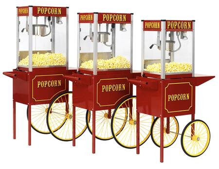 Paragon 1112110KIT1 Theater Pop Commercial Concession Mercha