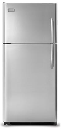 Frigidaire FGHT1846KR Gallery Series Refrigerator with 18.28 cu. ft. Capacity in Stainless Steel