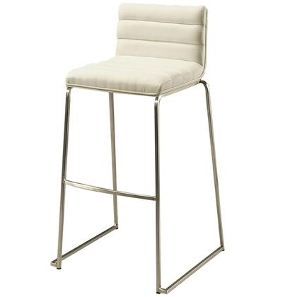 Pastel Furniture QLDM2103 Dominica 26 in. Counter Height Barstool