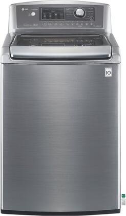LG WT5170HV  4.7 cu. ft. Top Load Washer, in Graphite Steel