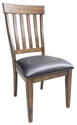 MRPRW265K SLATBACK SIDE CHAIR SILO