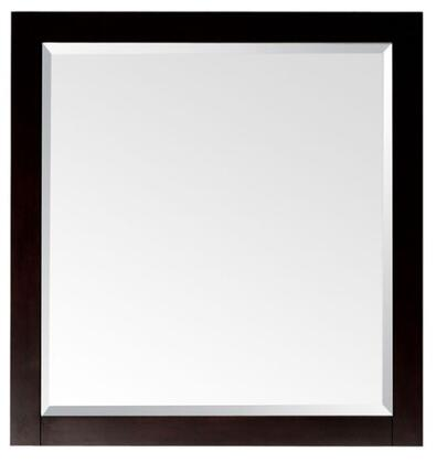 Avanity LEXINGTONM28LE Lexington Series Rectangular Potrait Bathroom Mirror