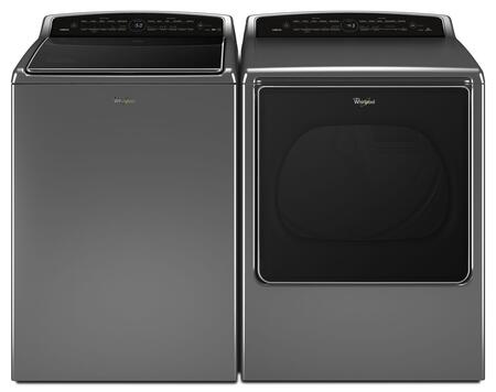 Whirlpool 532926 Cabrio Washer and Dryer Combos