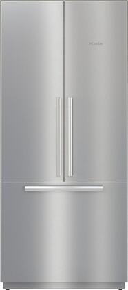 Miele MasterCool KF 2981 SF French Door Refrigerator