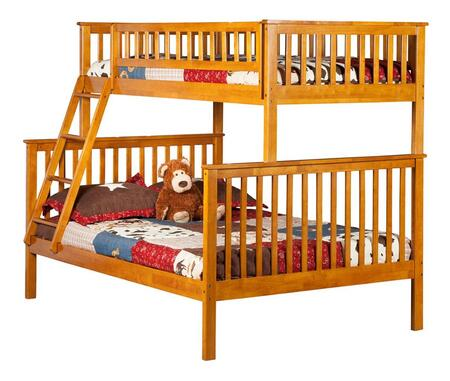 Atlantic Furniture AB56207  Bunk Bed