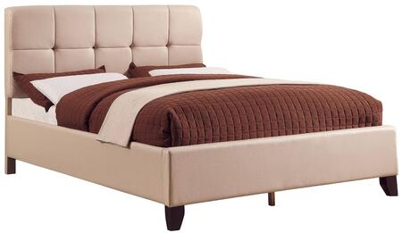 Furniture of America CM7725BGEKBED Cressida Series  Eastern King Size Bed
