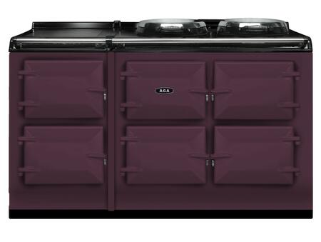 AGA ATC5AUB Total Control Series Slide-in Electric Range with Hotplate (Cooker) Cooktop