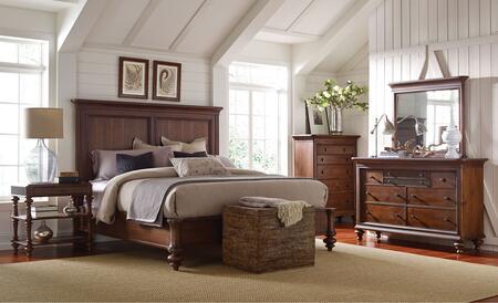 Broyhill 4940KPBNTDM Cascade King Bedroom Sets