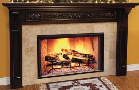 Majestic SB38HB Biltmore Series Vent Free Woodburning Fireplace