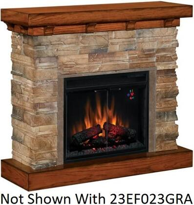 Classic Flame 23WM912S118 Flagstone Series  Electric Fireplace
