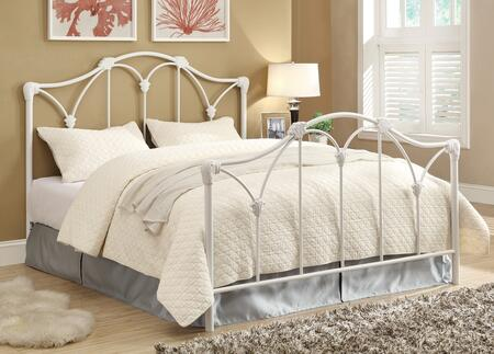 Coaster 300257 Iron Beds and Headboards Series  Queen Size Metal Bed