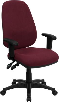 """Flash Furniture BT661BYGG 25.5"""" Adjustable Contemporary Office Chair"""