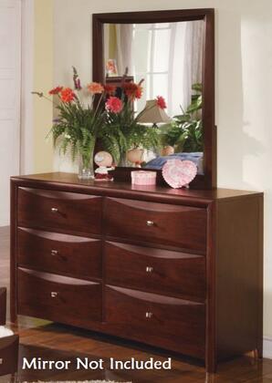 Acme Furniture 07405 Manhattan Series Wood Dresser