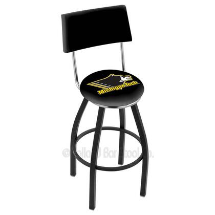 Holland Bar Stool L8B430MITECH Residential Vinyl Upholstered Bar Stool