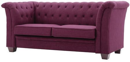Glory Furniture G326S  Stationary Fabric Sofa