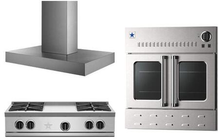 BlueStar 751162 RNB Kitchen Appliance Packages