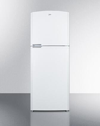 Summit Ff1414w 26 Inch Counter Depth Refrigerator With 13