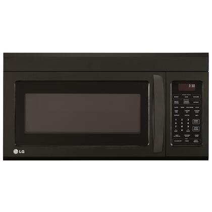 "LG LMV1831S 30"" 1.8 cu. ft. Over-the-Range Microwave with 1000 Watt Cooking Power, Sensor Cooking Controls, EasyClean, Child Lock, Hidden Vent and Auto-defrost"