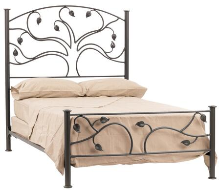 Stone County Ironworks 903207  Queen Size Complete Bed