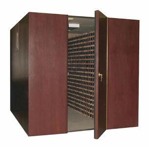 "Vinotemp VINOPCC2U 108"" Freestanding Wine Cooler"