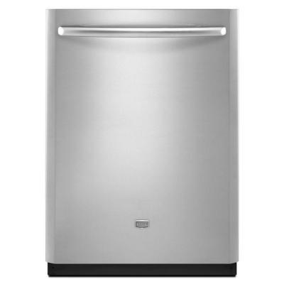 Maytag MDB7759AWS JetClean Plus Series Built-In Fully Integrated Dishwasher