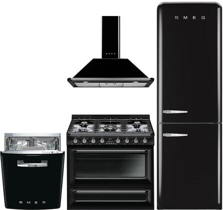 Smeg 974722 Kitchen Appliance Packages Bundles Appliances Connection