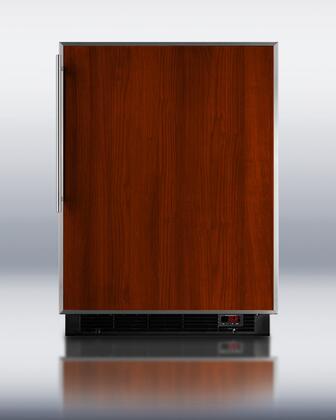 Summit BI605BFFFR Built In Refrigerator