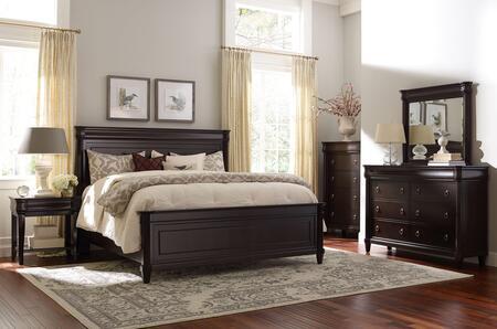 Broyhill 4907KPB2NTCDM Aryell King Bedroom Sets