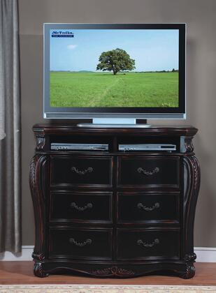 Yuan Tai CA5505MC Capelle Series Wood Chest