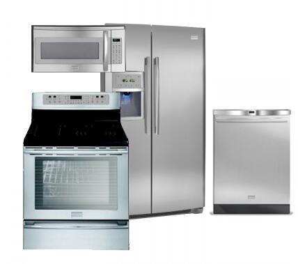 Frigidaire FRIGIDAIREKITCHENKIT Kitchen Appliance Packages