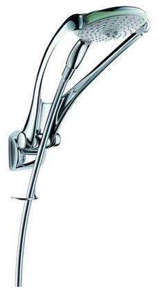 Hansgrohe 28110 Raindance Three Function Hand Shower with Hose and Holder: