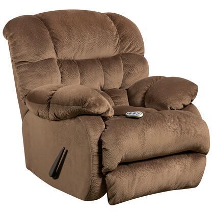 Flash Furniture AM-H9460-XX-GG Massaging Sharpei Microfiber Recliner with Heat Control