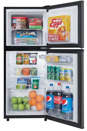 Danby DCR047A1BBSL 19 Inch Compact Refrigerator, in Black ... on