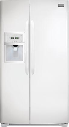 Frigidaire FGUS2637LP Freestanding Side by Side Refrigerator